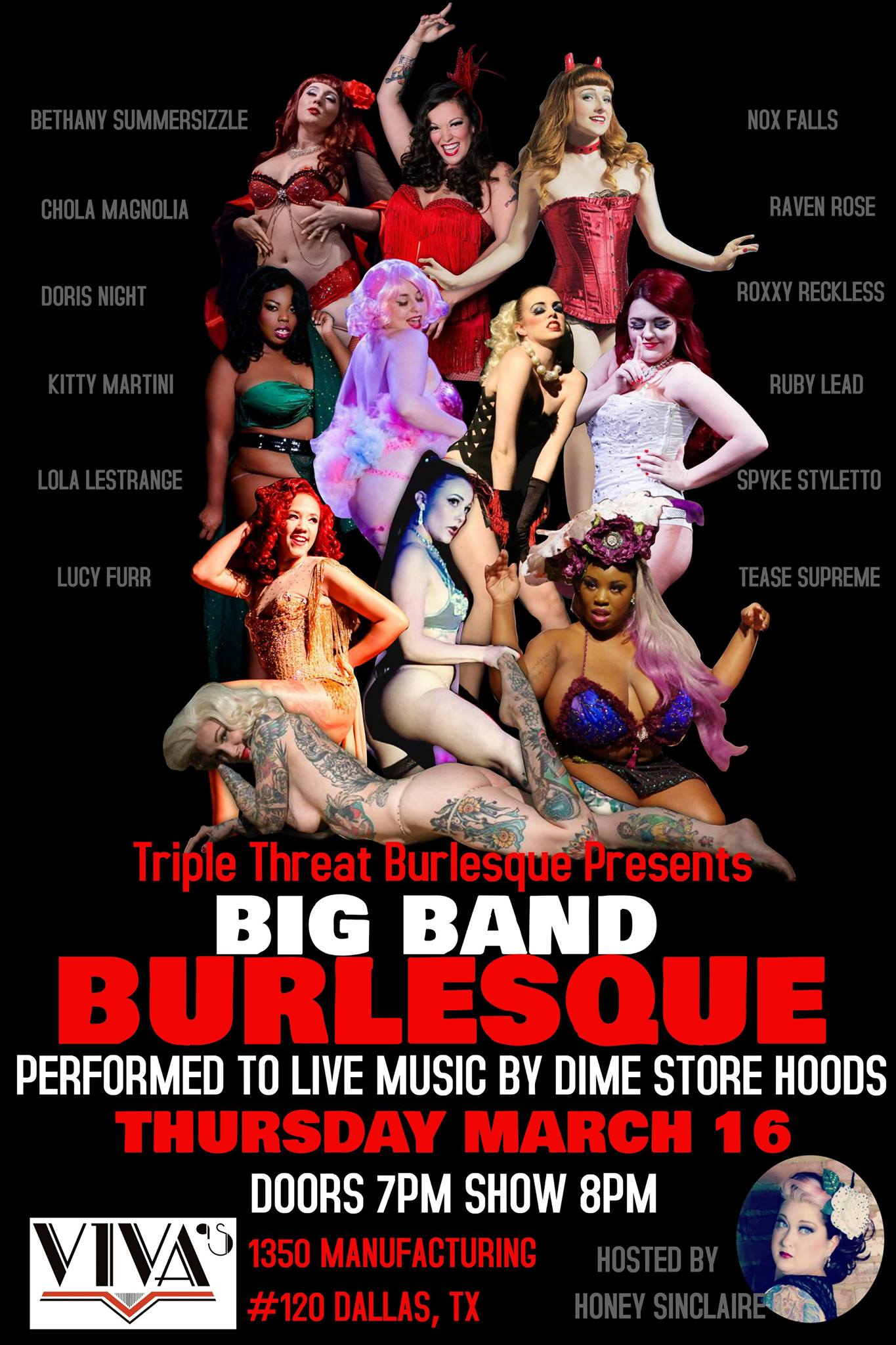 Big Band Burlesque