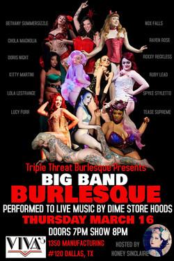 Big Band Burlesque