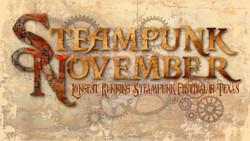 Steampunk November 2016