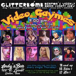 Video Gaymes