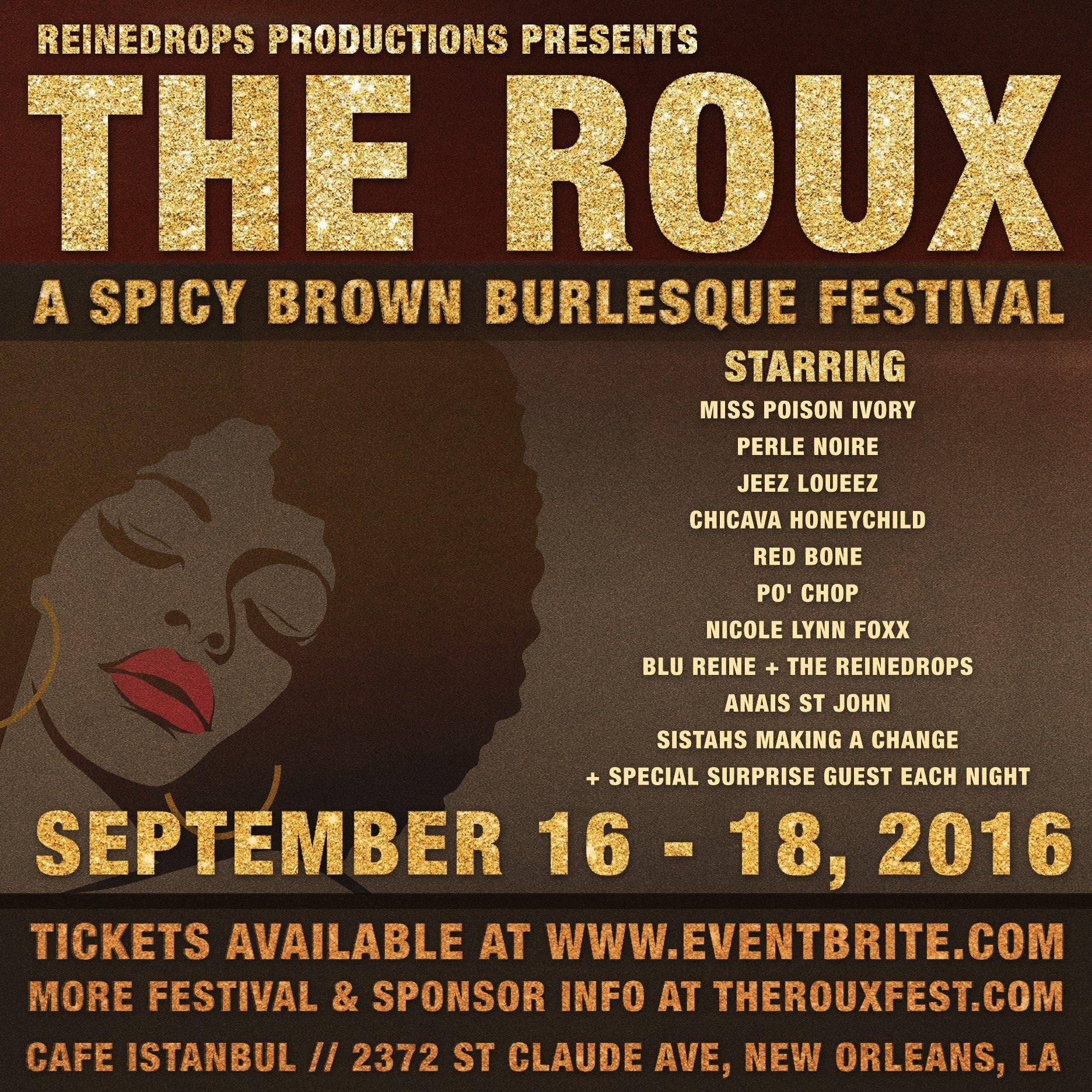 The Roux 2016