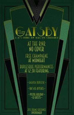 Gatsby New Years