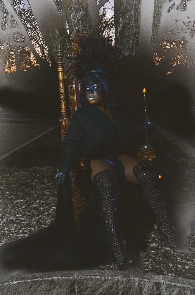 Goddess Nyx