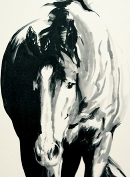 """Knee High 72""""x24"""" $795  Limited Edition"""
