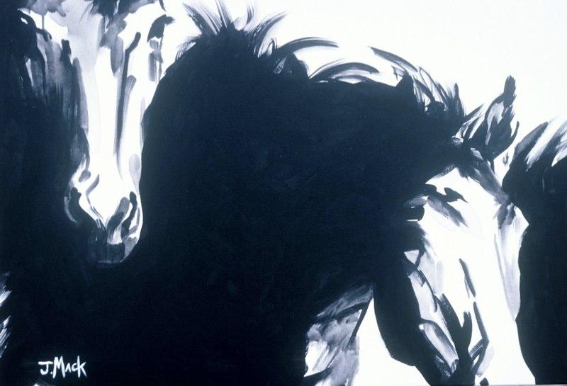 Deep Shadow I