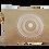 Thumbnail: Eye motif - Jute pouch