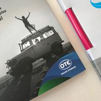 OTE - you grow custom notebooks
