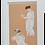 Thumbnail: Ancient Greek women - bookmark