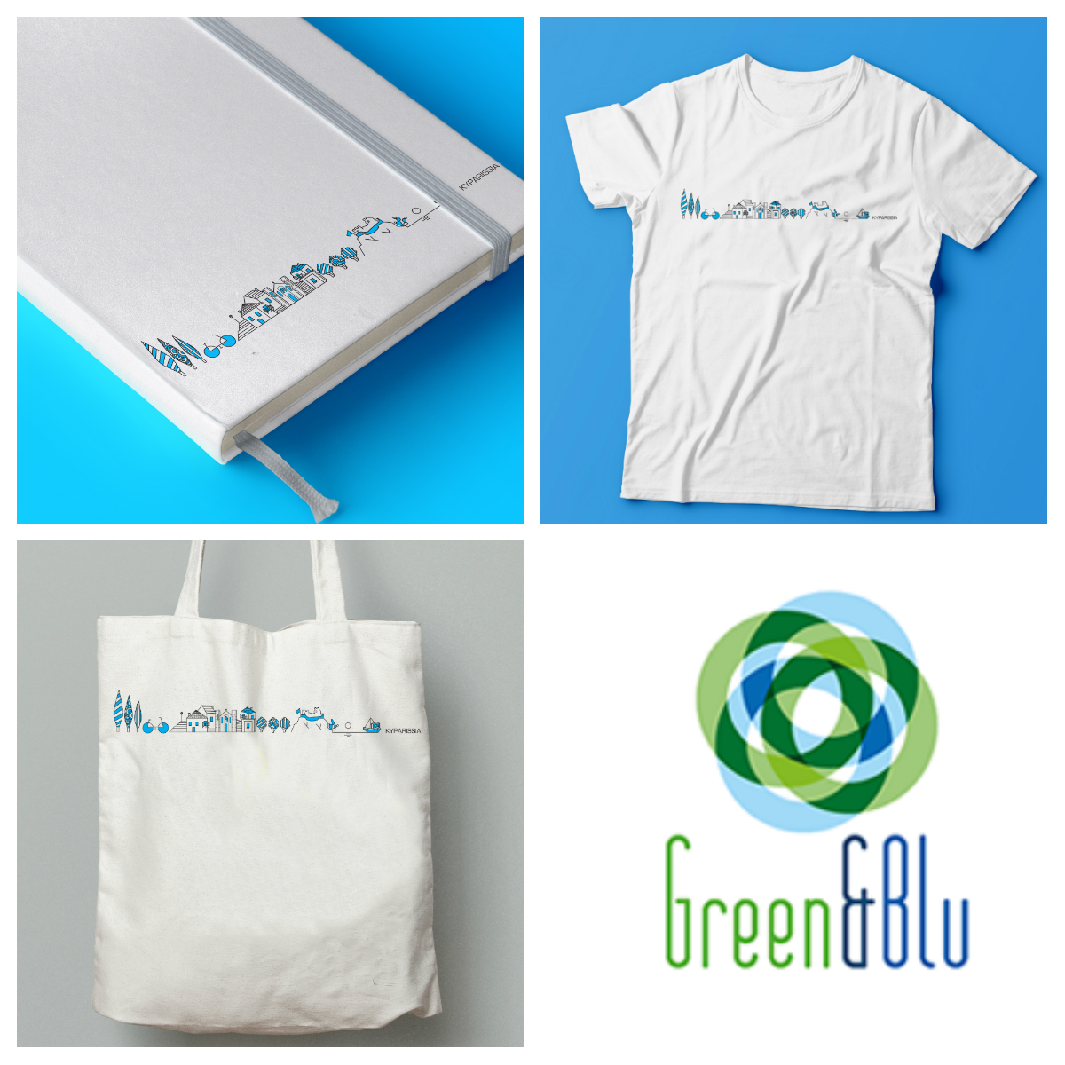 GreenNblu-exclusive products