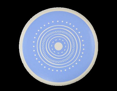 Eye Motif Ceramic Coaster