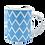 Thumbnail: Meander  Porcelain Mug
