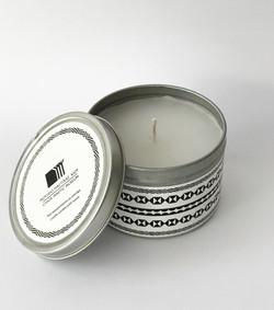 Chios Mastic Museum - custom candle