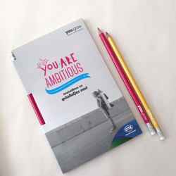 OTE - you GROW (custom set notebook)