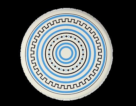 Motifs Ceramic Coaster