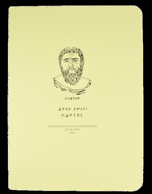 Plato - notebook