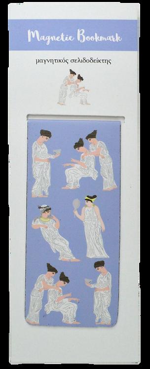 Ancient Greek women - bookmark