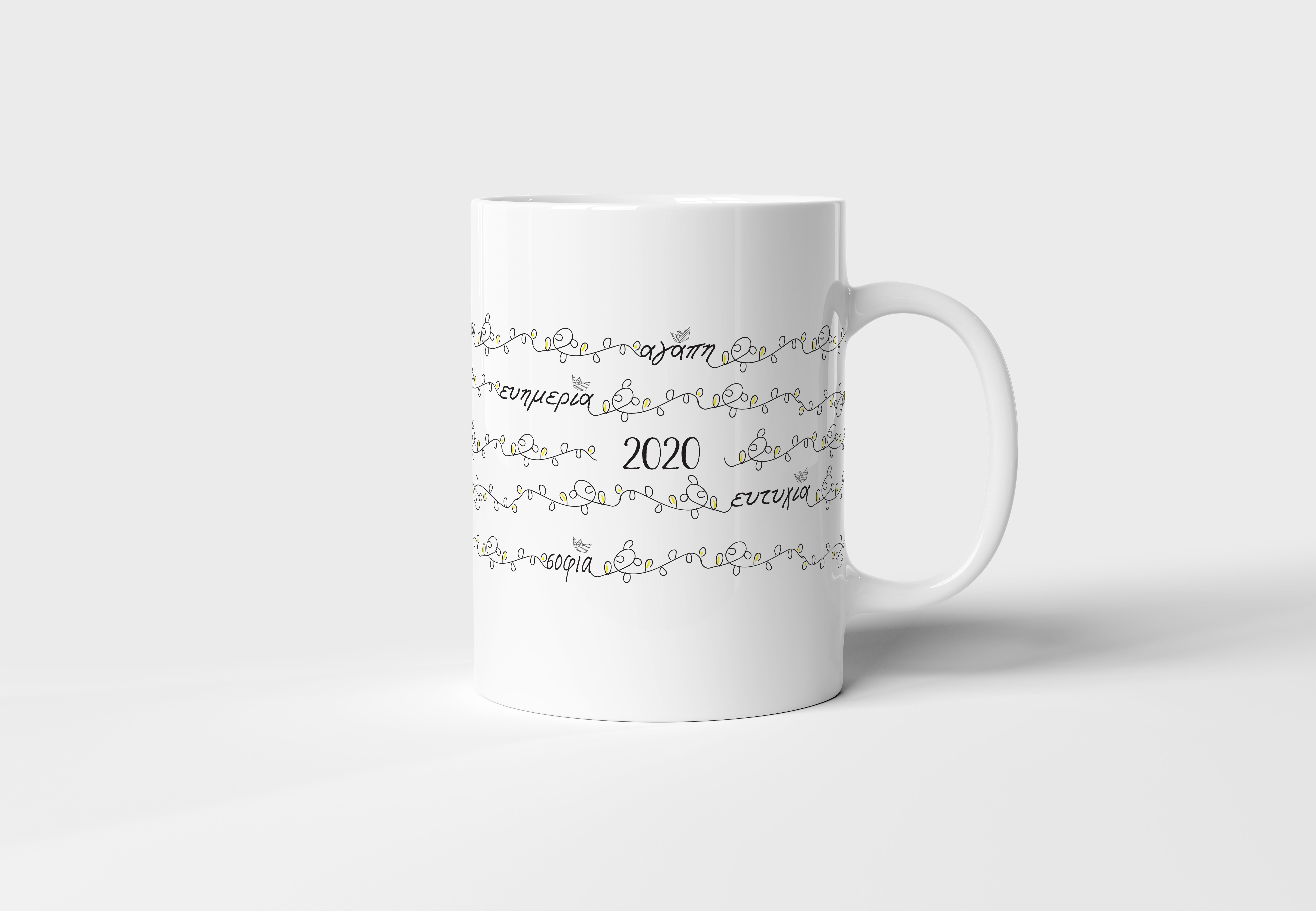 mug festive