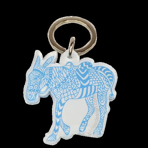 Keychain Donkey