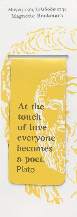 Magnetic Bookmark - Philosopher's Quotes
