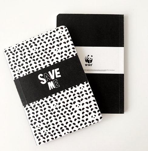 Custom Natural Notebook