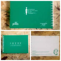 Museum of CycladicArt-notebook