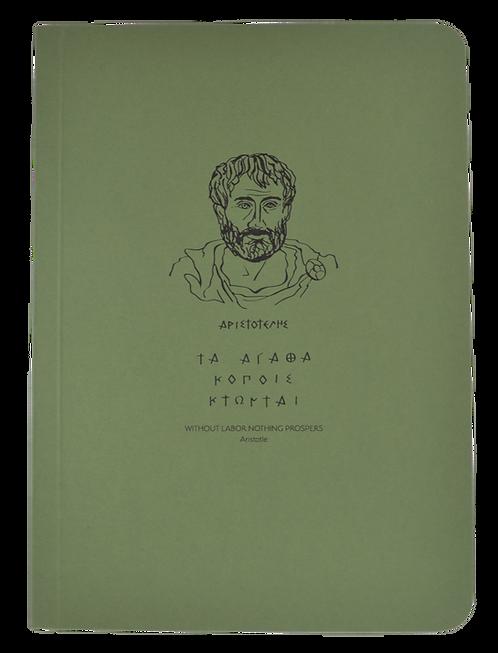 Aristotle - notebook