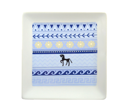 Horse -Trinket Plate