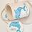 Thumbnail: Dolphin Ceramic Coaster