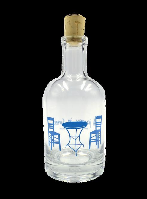 Glass Bottle - Kafenio