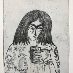 Vadim  2019 40 x 30 cm