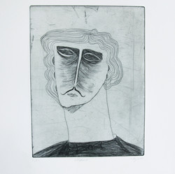 Alphonso  2019 40 x 30 cm