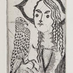 Fauconniere  2014 20 x 14 cm