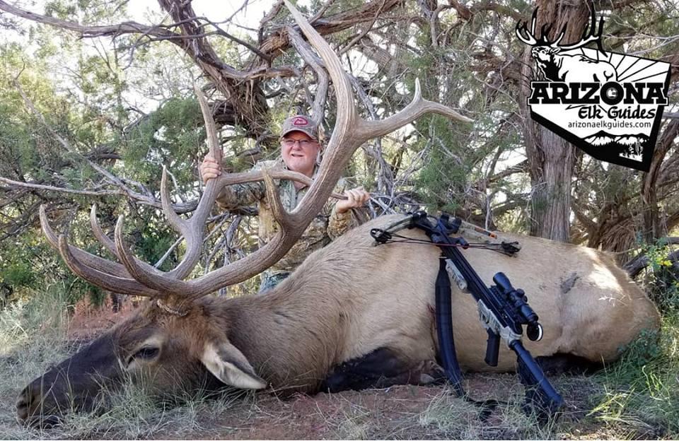 Larry O Elk 2018