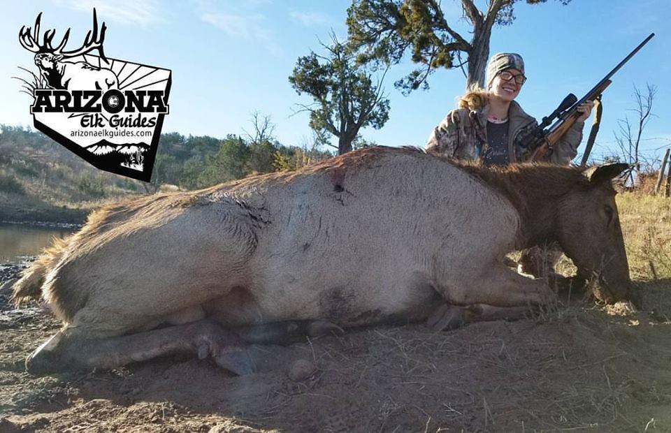 Rachel Cow Elk 2017