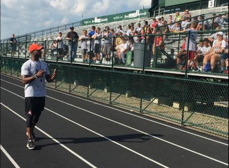 Ex-Massillon star Devin Jordan uses football to preach education