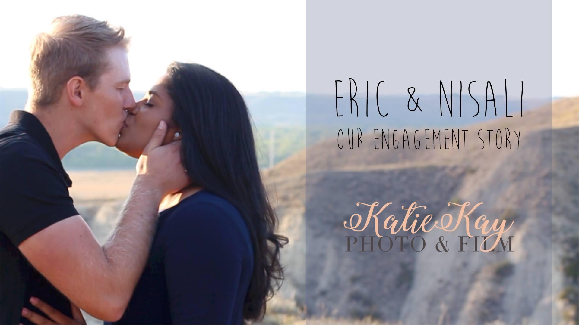 Nisali + Eric // Engaged!