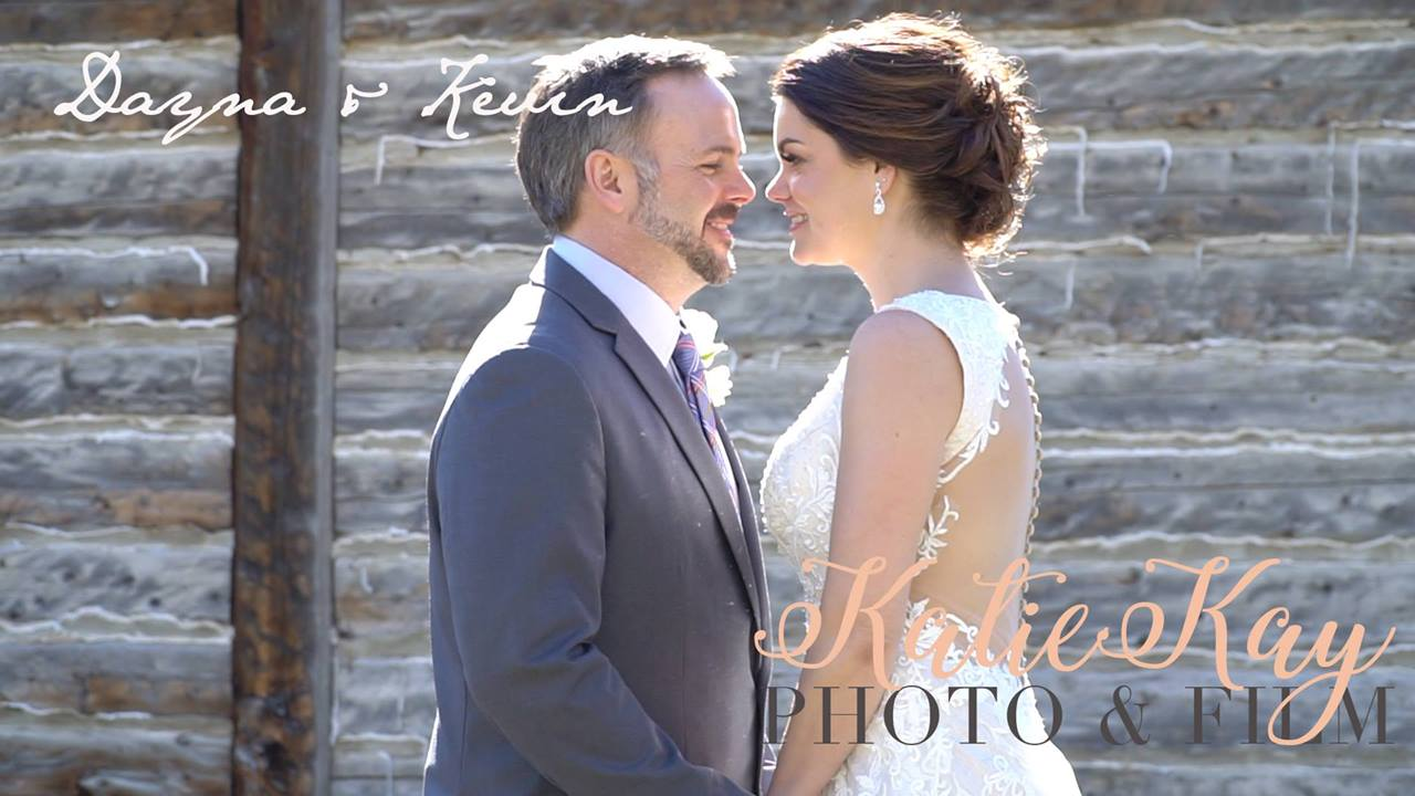 Dayna & Kevin's Spring Wedding