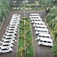 Frota de veículos