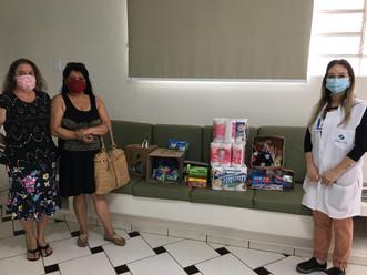 Grupo Ação do Bem faz mais uma doação ao Hospital Mahatma Gandhi - Catanduva-SP