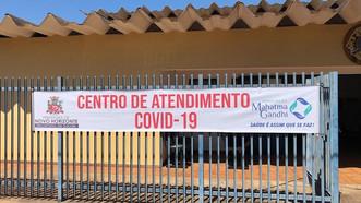 População de Novo Horizonte-SP elogia Centro de Atendimento Covid-19