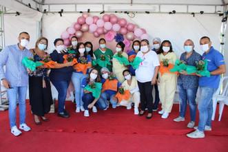 Em Maricá-RJ, Associação Mahatma Gandhi fez do Outubro Rosa um alerta sobre a saúde da mulher