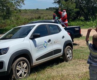 Associação Mahatma Gandhi realiza festa solidária em Araçatuba-SP