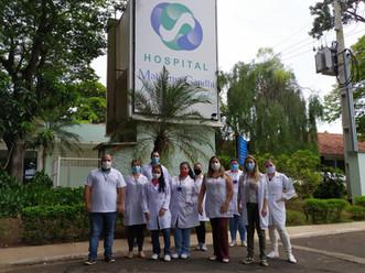 Graduandos de Enfermagem da Unifipa realizam visita técnica ao Hospital Mahatma Gandhi