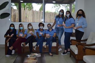 Hospital Mahatma Gandhi comemora Dia Internacional da Mulher