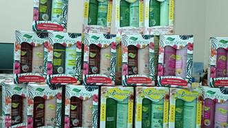 Farmácias se unem para doação de shampoo destinado aos pacientes do Hospital Mahatma Gandhi