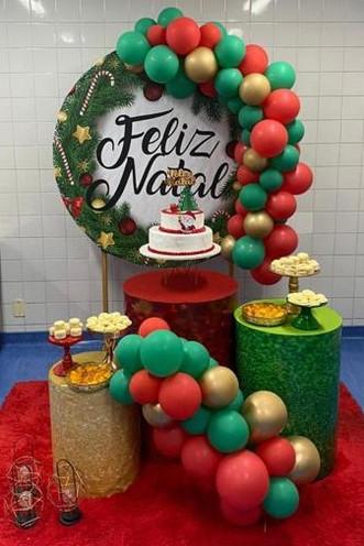 Associação Mahatma Gandhi realiza  Café Natalino no HTO Baixada (Nilópolis-RJ)