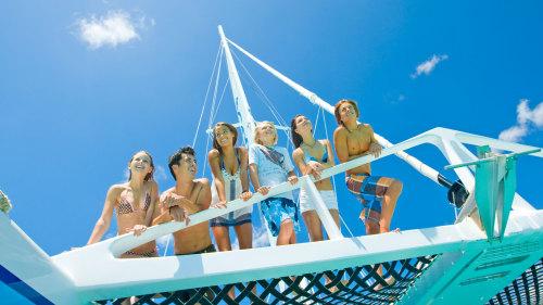 catamaran jeunes