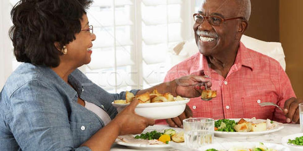 """Partageons un bon repas """"entre amis"""""""