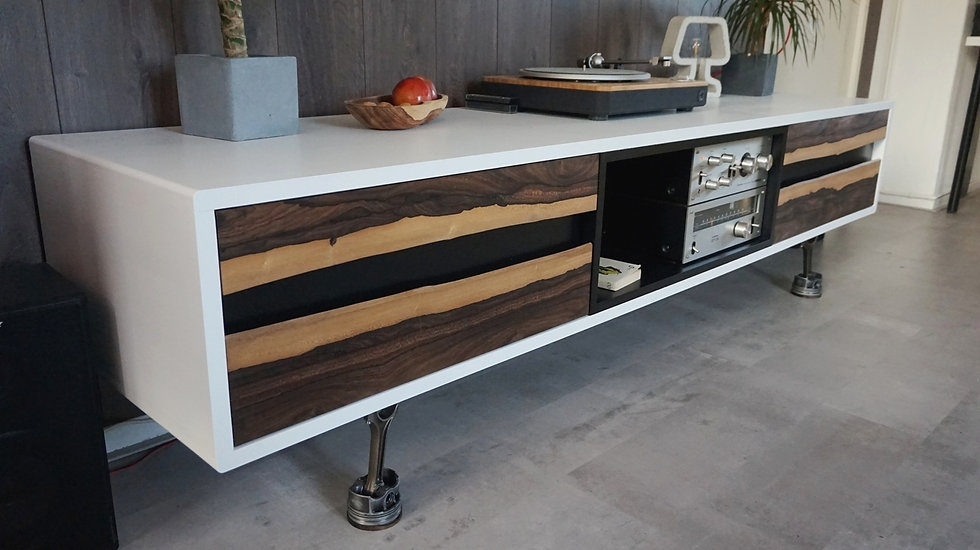 Dressoir Audi o'Records