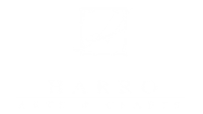 Logo Harro Arts and Crafts wit.png